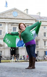 Cavanagh Communications PR TCD An Taisce Green Flag