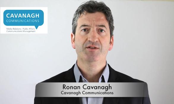 Ronan Cavanagh Cavanagh Communications